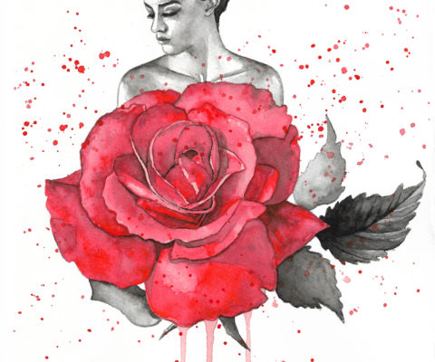 Cover Reveal: The Rose Contract!
